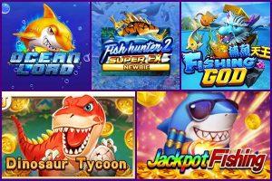 5อันดับเกมส์ยิงปลา