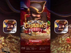 captain bounty pgslot